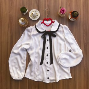 Camisa Lady P&B