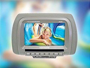"""Encosto Cabeca C Monitor 7"""" Cor Bege NV275bg"""