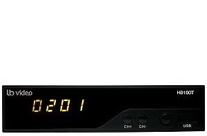 Codificador Sinal Tv Digital Terrestre HD100t
