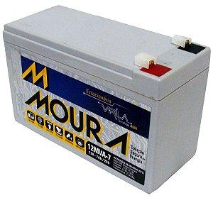 Bateria selada 12 Volts 7Ah