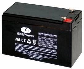 Bateria Selada 12Volts 7Ah - Get Power