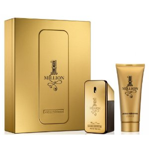 Kit Perfume 1 Million EDT 100ml + Shower Gel - Paco Rabanne