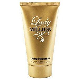 Hidratante Corporal Lady Million - Paco Rabanne - 150ml