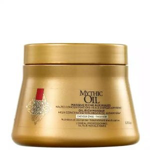 Máscara de Tratamento Mythic Oil Masque - L'Oréal - 200ml