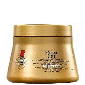 Máscara de Tratamento Mythic Oil Masque - L'Oréal - 200ml