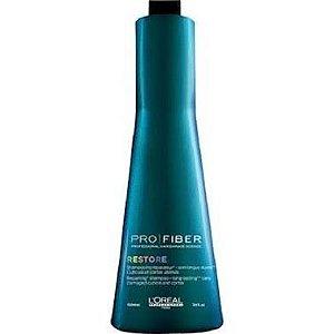 Shampoo Pro Fiber Restore - L'Oréal Professionnel - 1L
