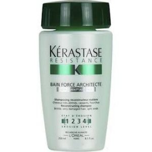 Shampoo Resistance Architecte Bain Force - Kérastase - 250ml