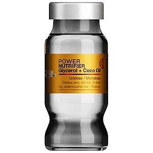 Ampola de trat. Power Dose Nutrifier - L'oréal Professionnel - 10ml