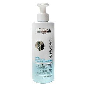 Condicionador Curl Contour Cleansing - L'oréal professionnel - 400ml