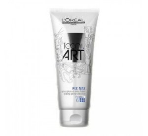 Gel fixador Tecni Art Fix Max - L'Oréal Professionnel - 200ml