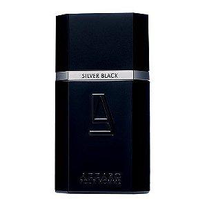 Perfume Silver Black Masculino - EDT - Azzaro - 100ml