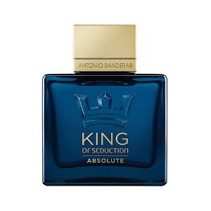 Perfume King Of Seduction Absolute - EDT - Antonio Banderas