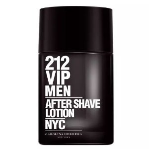 Loção Pós-Barba 212 VIP Men After Shave Lotion - Carolina Herrera - 100ml