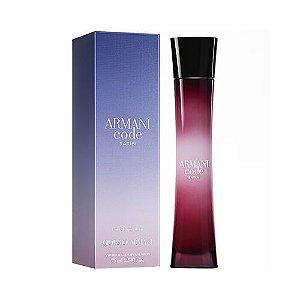 Perfume Armani Code Satin Feminino - EDP - Giorgio Armani