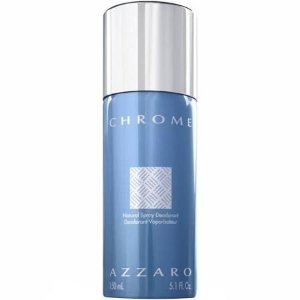 Desodorante Spray Azzaro Chrome Masculino - Azzaro - 150ml