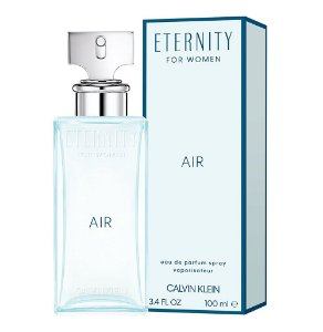 Perfume Eternity Air For Women - EDP- Calvin Klein