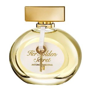 Perfume Her Golden Feminino - EDT - Antonio Bandeiras