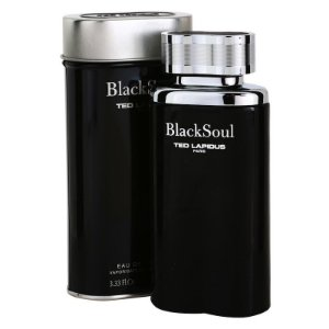 Perfume Black Soul Masculino - EDT - Ted Lapidus - 100ml