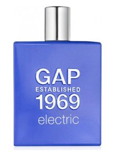 Perfume Established 1969 Electric Masculino - EDT - Gap