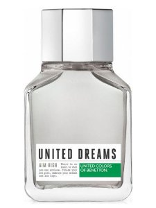 Perfume United Dreams Aim High Masculino - EDT - Benetton