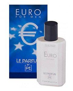 Perfume Euro Masculino - EDT - Paris Elysees 100ml