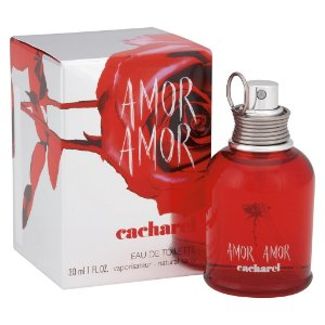 Perfume Amor Amor Feminino - Eau de Toilete - Cacharel