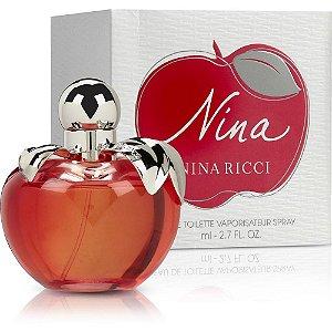 Perfume Nina Feminino - Eau de Toilette - Nina Ricci