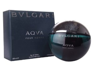 Perfume Aqva Pour Homme Masculino - Eau de Toilette - Bvlgari