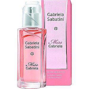 Perfume Miss Gabriela  Feminino - Eau de Toilette - Gabriela Sabatini