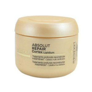 Máscara L'Oreal Professionnel Absolut Repair Cortex Lipidium - 200g