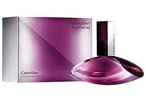 Perfume Euphoria Forbidden Feminino - Eau de Parfum - Calvin Klein