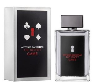Perfume The Secret Game Masculino - Eau de Toilette -  Antonio Banderas