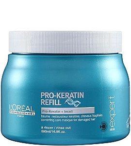 Máscara L'Oréal Professionel Pro-Keratin - 500g