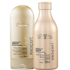 Kit L'Oreal Professionnel Absolut Repair Cortex Shamp+Cond