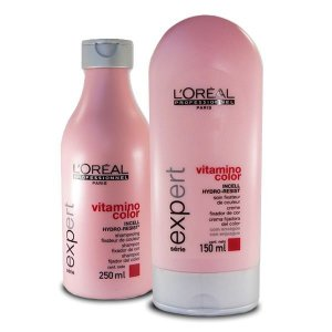 Kit L'Oreal Professionnel Vitamino Color Sh+Cond - 250ml