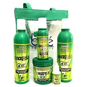 Boé Crece Pelo Kit Completo - 5 produtos
