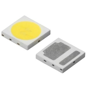 LED SMD 3030 - BRANCO FRIO  P/ BARRAMENTO LED - 6V - 1.0W