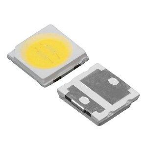 LED SMD 3535 - BRANCO FRIO  P/ BARRAMENTO LED - 3V - 1W