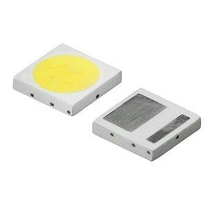 LED SMD 3030 - BRANCO FRIO  P/ BARRAMENTO LED - 6V - 2.0W