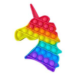 Pop It, Fidget Toy Brinquedo Anti Stress | Unicórnio - IM12