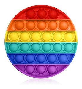 Pop It, Fidget Toy Brinquedo Anti Stress | Redondo - IM01