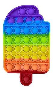 Pop It, Fidget Toy Brinquedo Anti Stress | Picolé - IM11