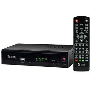 Conversor TV Digital C/ Filtro 4G, HDMI, USB, Gravador, ISDB-T  ITV-300