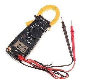 Alicate Amperimetro Voltímetro  VC3566L