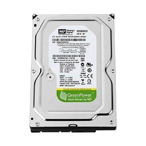 Hd Western Digital 500gb Sata 3gbs Pc 7200rpm Wd Green Power