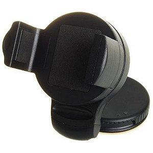 Suporte Veicular Smartphone Celular Universal - Vidro Painel