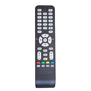 Controle Remoto Tv Philco Lcd Led 7978 - 189