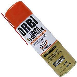Limpa Contato Spray Eletronico 300ml Orbi Quimica