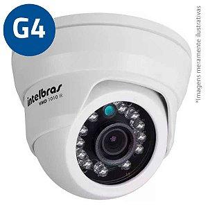 Câmera dome Intelbras AHD e Analógica 2 em 1 - VMD 1010 G4