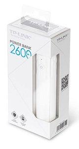 Bateria Portatil TP-Link 2600mAh TL-PB2600